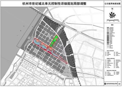 定了!杭州亚运村公共区 赛后将变成这些