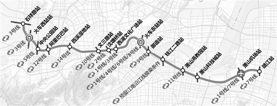 杭州将建第二条机场快线?杭州地铁又有新动向?