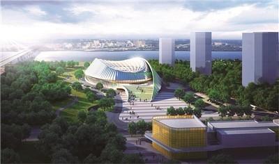 """打造""""国际范"""" 下沙新城推进""""五大文体设施""""建设"""
