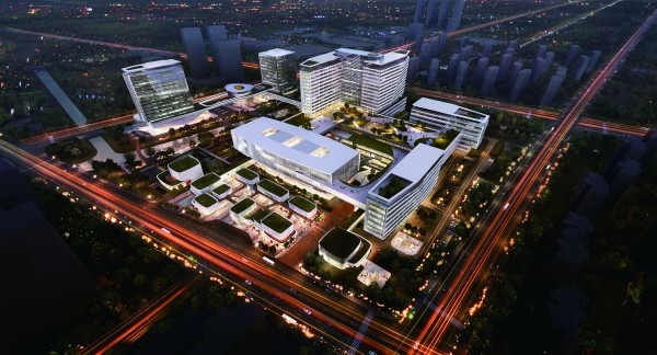 杭州城北将再添一家规划2000张床位的国际医院