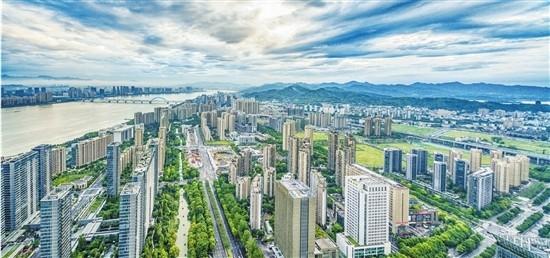 有机更新 拥江发展 上城区再造城市新门户