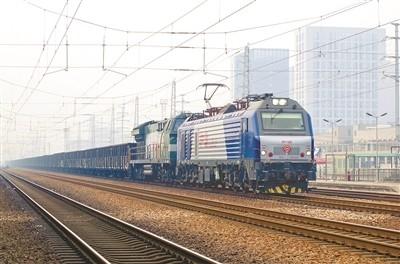 宣杭铁路跨入电气化时代 铁路杭州枢纽各条干线全面实现电气化
