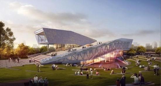 """未来的大城北将崛起""""音乐圣地""""!杭州规划大运河新城!"""
