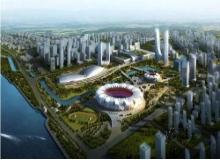 杭州亚运场馆设施迎来建设大年 亚运村一半以上要结顶