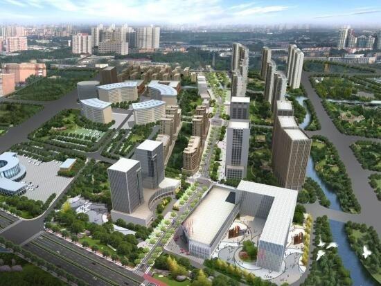 临平新城交通利好 核心区两条城市道路完工