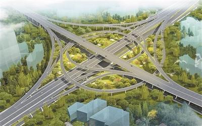 杭州艮山路(同协路—东湖路)高架计划今年完工