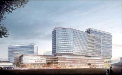 最新丨浙大二院新院区规划大调整 效果图首次曝光