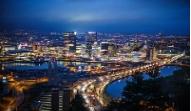 今年国庆前中河、秋石等4条高架景观照明都将升级