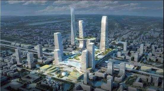 杭州西站枢纽站房方案将于明天展示