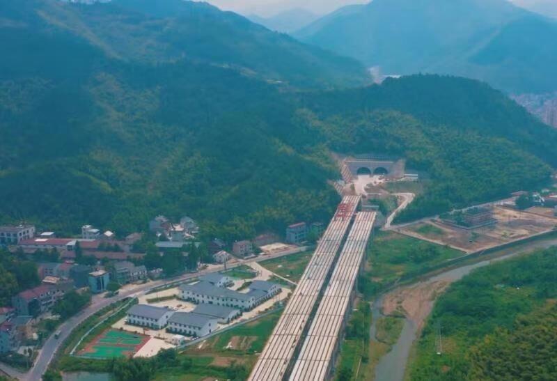 """杭州""""二绕""""隧道施工接近尾声 预计2020年建成通车"""