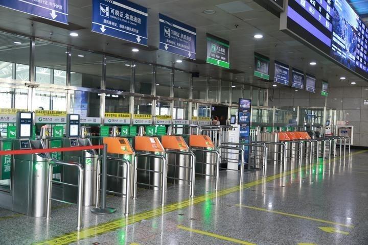电子客票来了!今起杭州东站坐高铁不再
