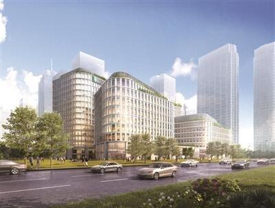杭州两个城区多个重大项目昨天一起开工