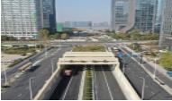 望江隧道明天试通车 滨江江晖路可一路直达望江新城