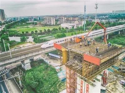 杭州至台州一小时不是梦!杭绍台铁路预计2021年底建成通车