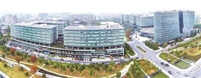 """总投资超40亿 一批重大项目""""云签约""""落户未来科技城"""