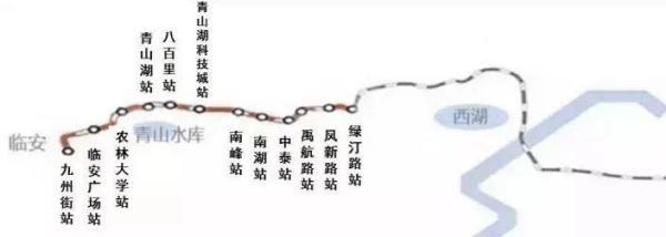 杭州地铁16号线通过试运营评审 即将通车