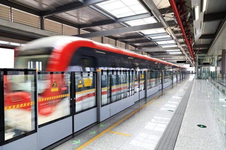 杭州人坐地铁乘飞机的日子真的近了 从武林门出发到机场50分钟左右