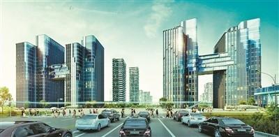 有阳光草坪、托育中心、24小时深夜图书馆……杭州钱塘新区未来社区来了
