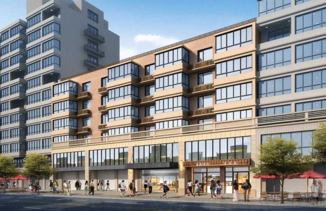江干区新塘公寓开工,蓝领公寓居住条件进一步升级