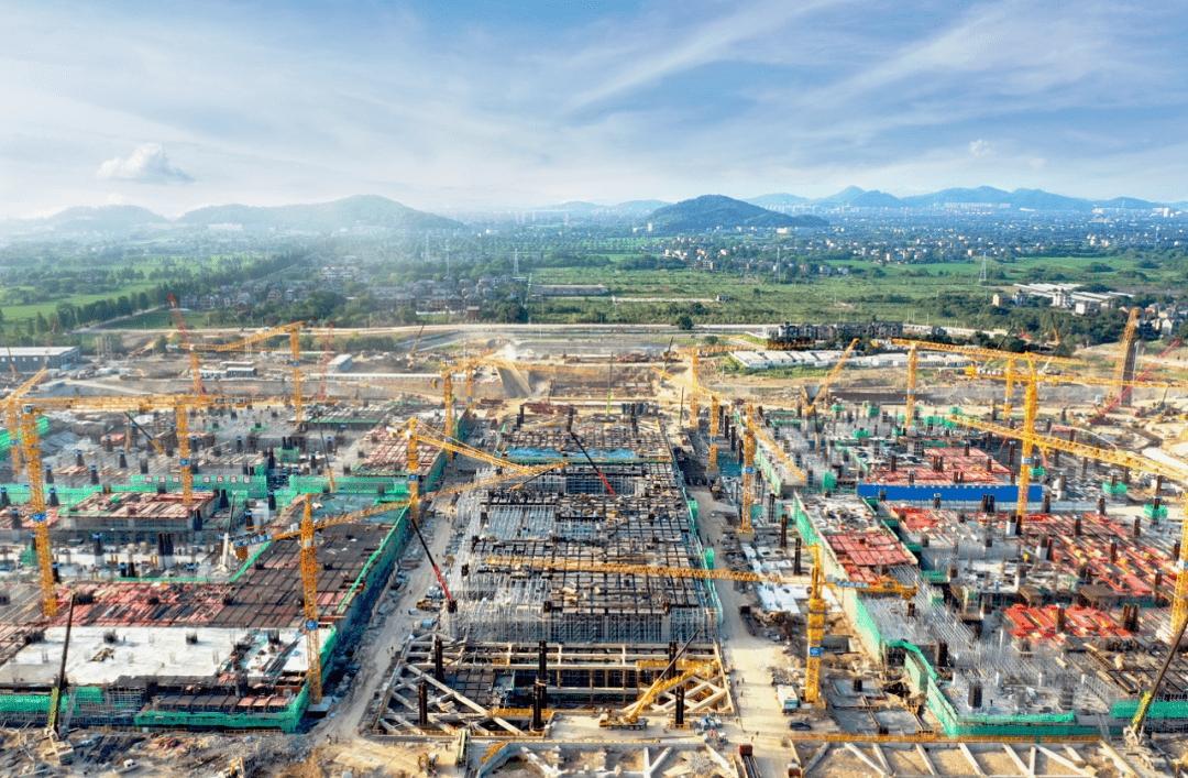 杭州:机场轨道快线迎来新进展!建成后杭州西站至萧山机场只要45分钟!