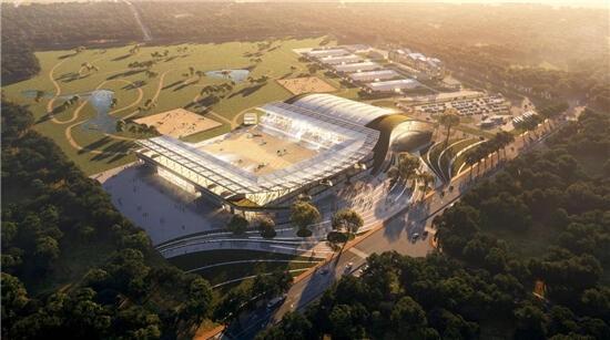 """杭州亚运会马术项目主场馆开建 举办一场洲际马术比赛需要经过这些""""程序"""""""