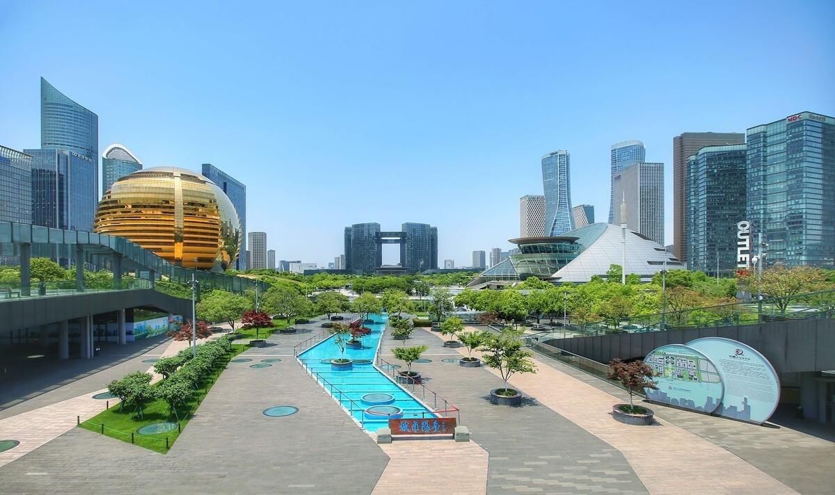 《求是》杂志刊文:美丽中国的杭州风景