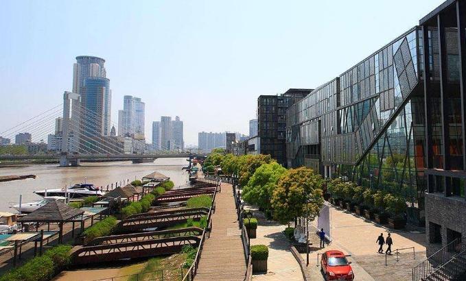 江北区文化产业发展提质增速