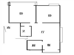 望江家园东园二手房-户型图