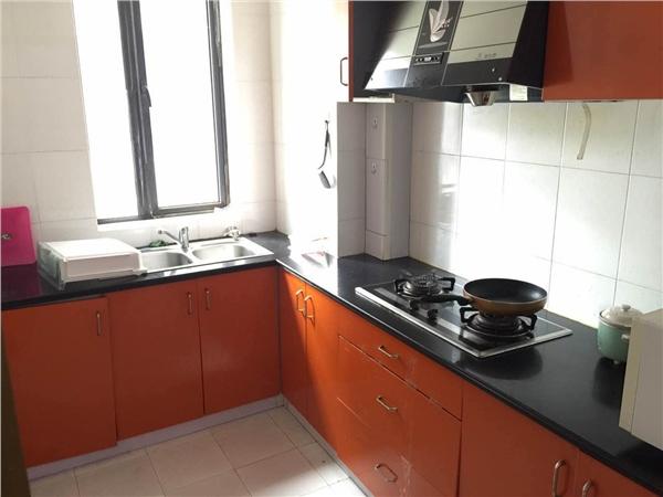 庆丰公寓出租房-卫生间