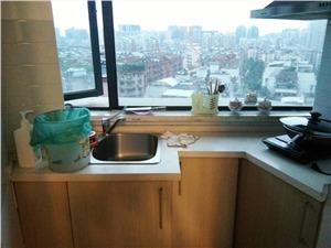 景江城市花园二手房-厨房