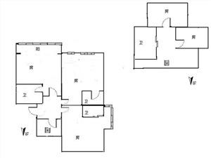 润达花园二手房-户型图