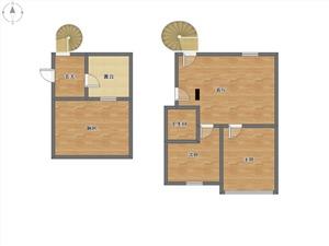 西溪路26号二手房-户型图