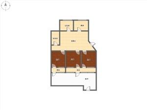 环西新村二手房-户型图