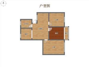 假山新村二手房-户型图