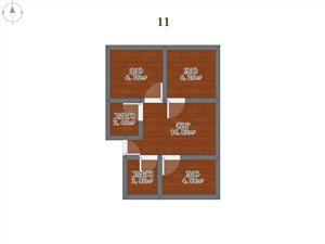 响水坝出租房-户型图
