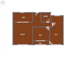 戈雅公寓二手房-户型图