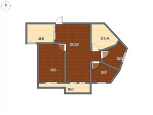 沁雅花园二手房-户型图