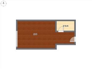 金沙湖1号二手房-户型图