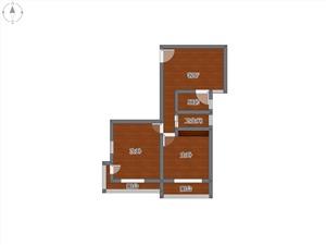 21自由公寓二手房-户型图