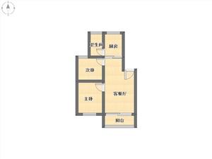 高教新村二手房-户型图