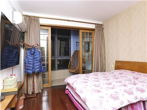 浪琴翠园二手房-次卧