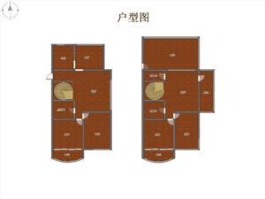 浪琴翠园二手房-户型图