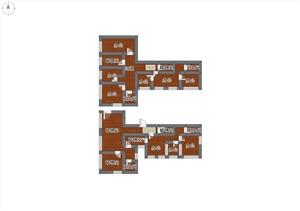 六合天寓二手房-户型图