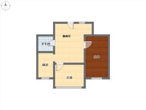 三里家园二手房-户型图