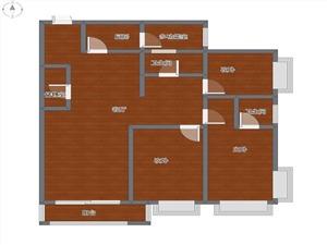 梦琴湾二手房-户型图