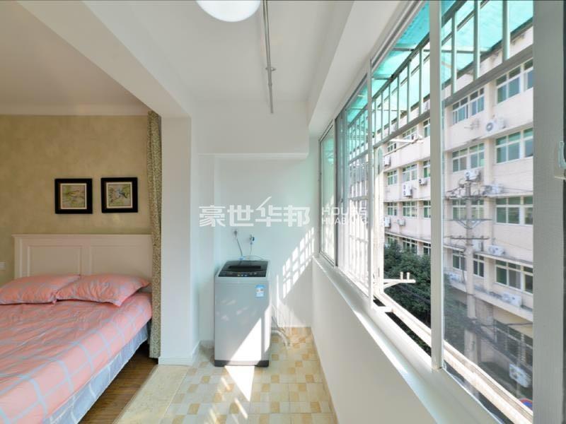 紫金观巷出租房-阳台