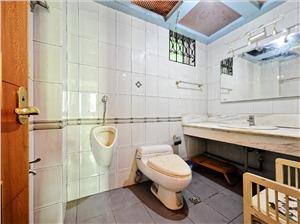 中江都市花园二手房-卫生间