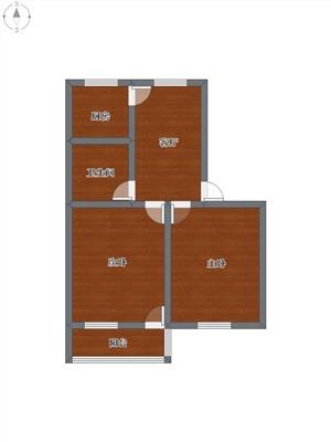 莫干新村二手房-户型图