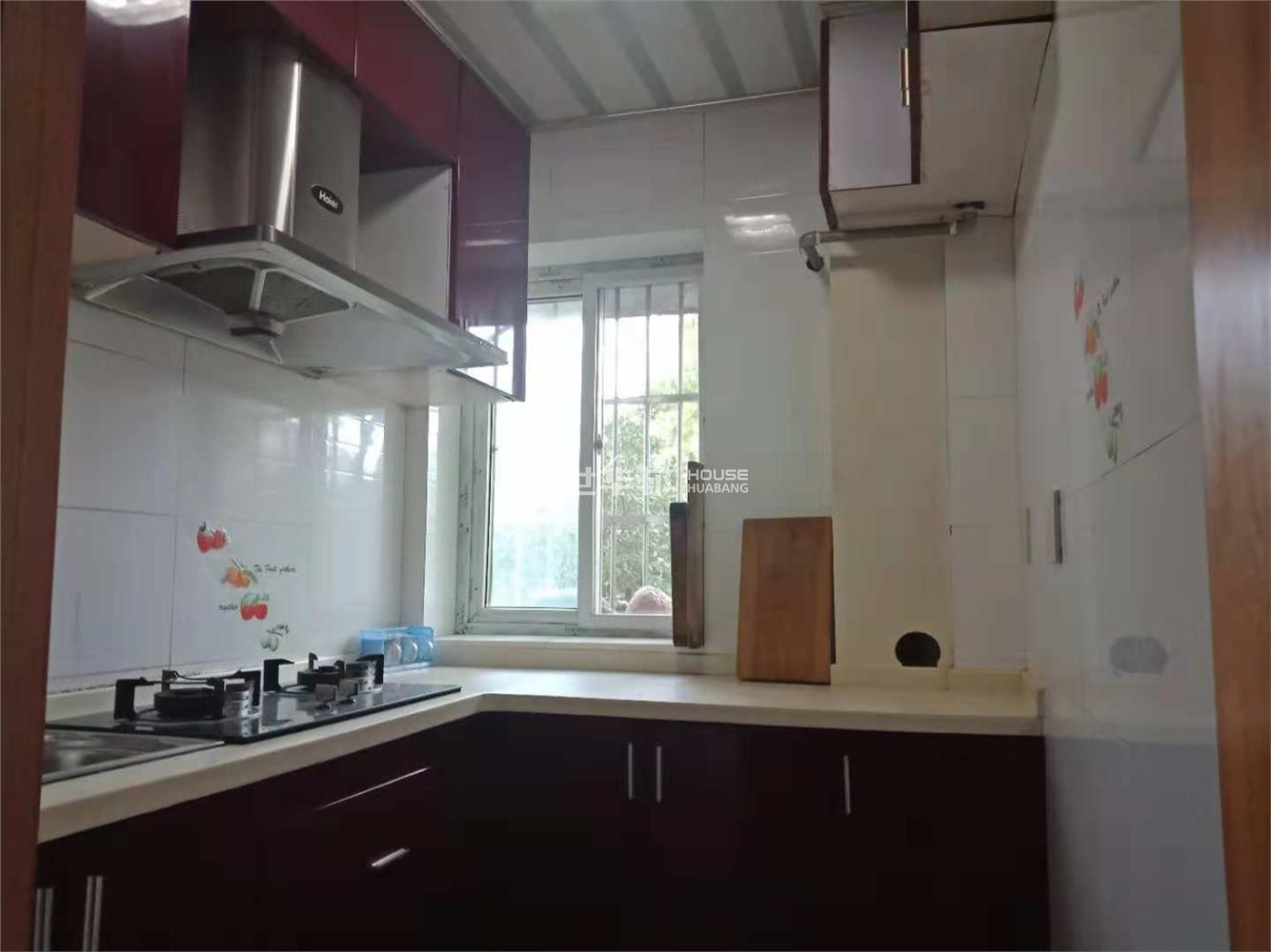 杭钢南苑出租房-厨房