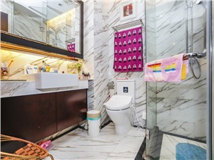 钱塘帝景二手房-卫生间